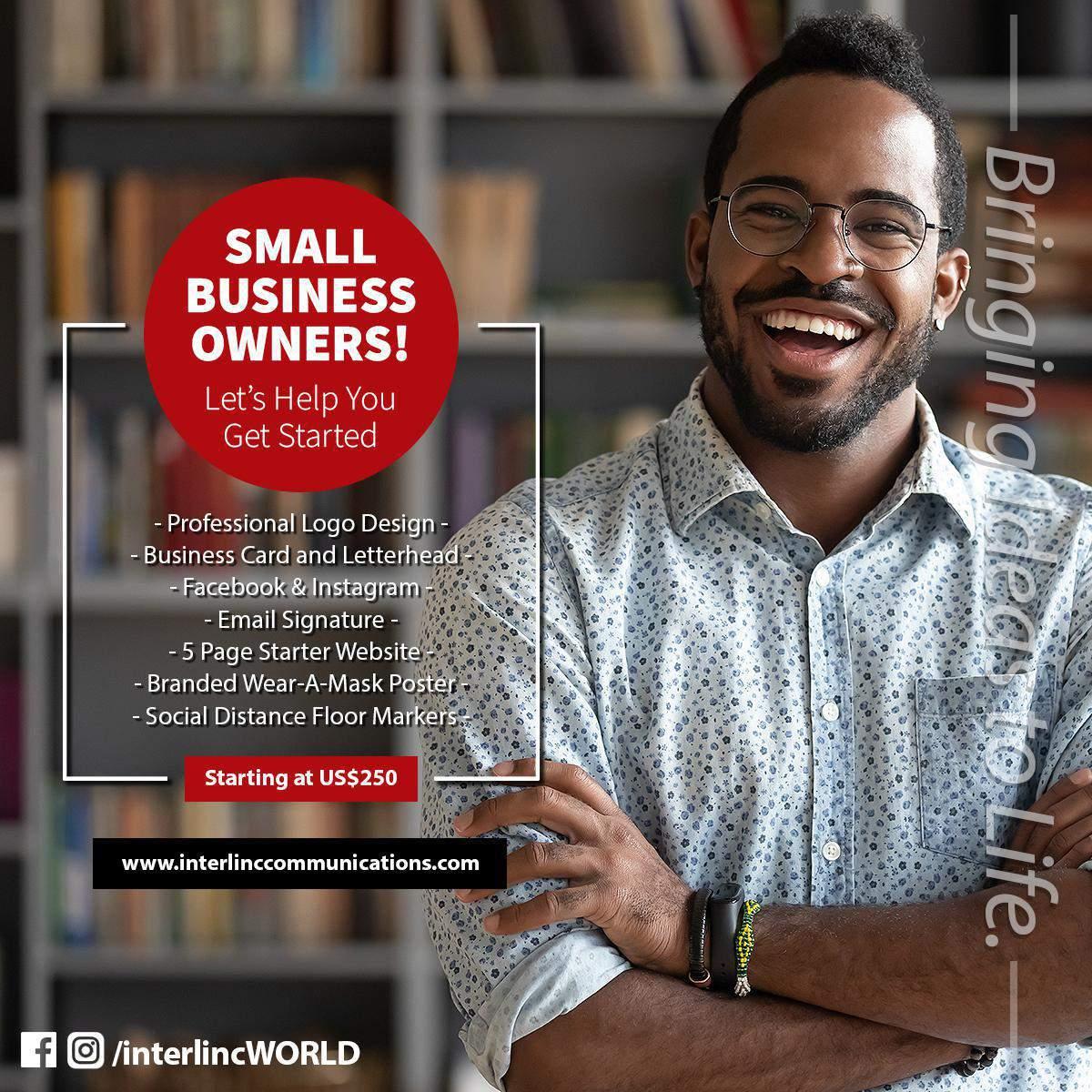 Creative Small Business Design Special